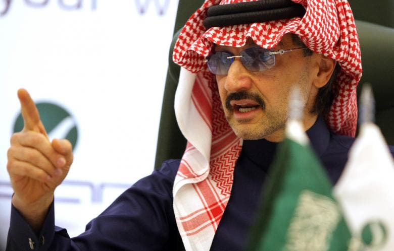 Prince Al Waleed Bin Talal gave an intimate interview with ITV (image used for illustrative purposes)
