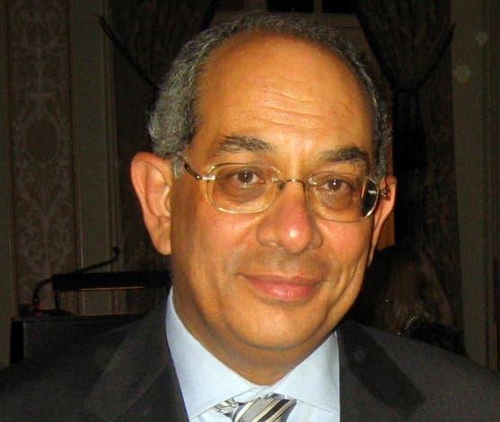 Former Egyptian finance minister, Yussuf Butrus Ghali.