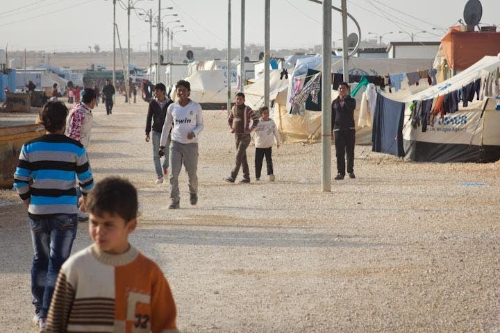 Rape is a significant factor in the Syrian civil war and is one of the main causes of women leaving the country, according to an aid group.