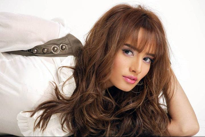 Actress Zeina wants to star in something special. (Image: Facebook)