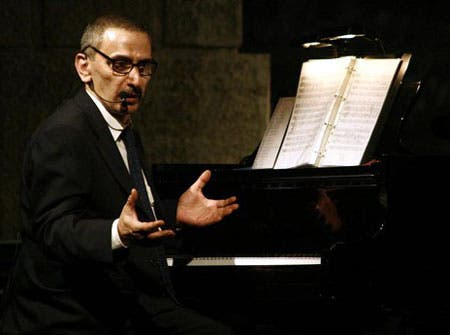 Multi-talented artist Ziad Rahbani returns after many years in a black comedy