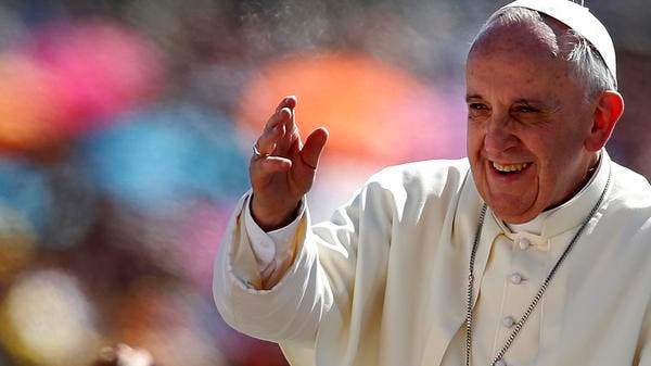 Pope Francis has already stated that he wishes to visit the Holy Land, but the Vatican has not yet confirmed the trip (Reuters)