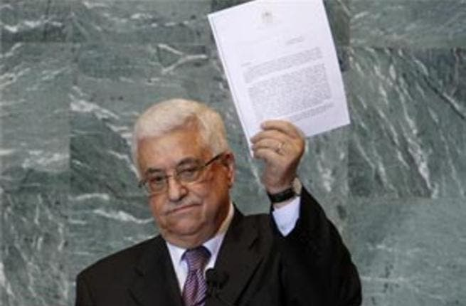 Mahmoud Abbas takes his just dues in paper at the UN General Assembly