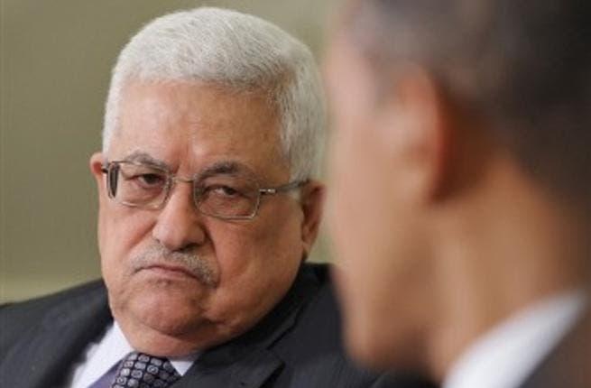 Abbas meets Obama