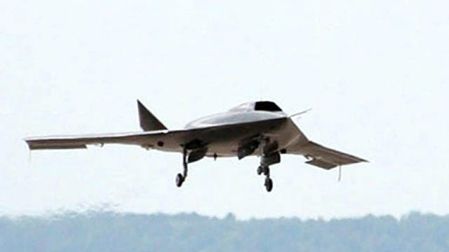 Iran Readying to Fly Own Model of US RQ-170 Drone
