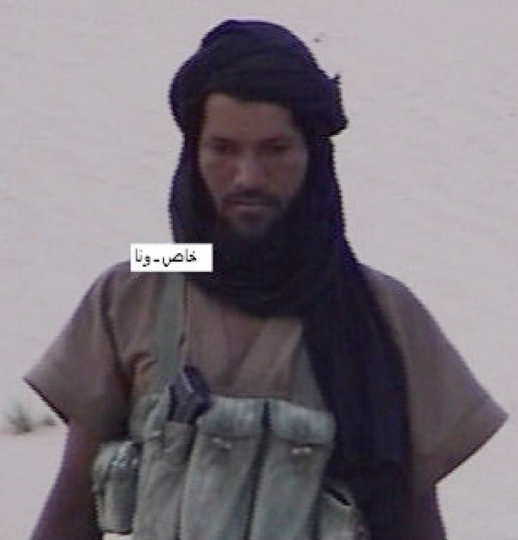 Abdul Rahman al-Nigeri reportedly lead the hostage-taking operation at the BP oil facility in In Aménas, Algeria (AFP PHOTO / SITE INTELLIGENCE GROUP / ANI)