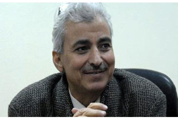 Abd El Sattar Fathy, the head of censorship on artistic work. Photo credit: (Ahram gate)