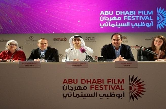 The Abu Dhabi Film Festival this year will attempt to bridge borders through film and encouraging an appetite for artistic portrayals of life.