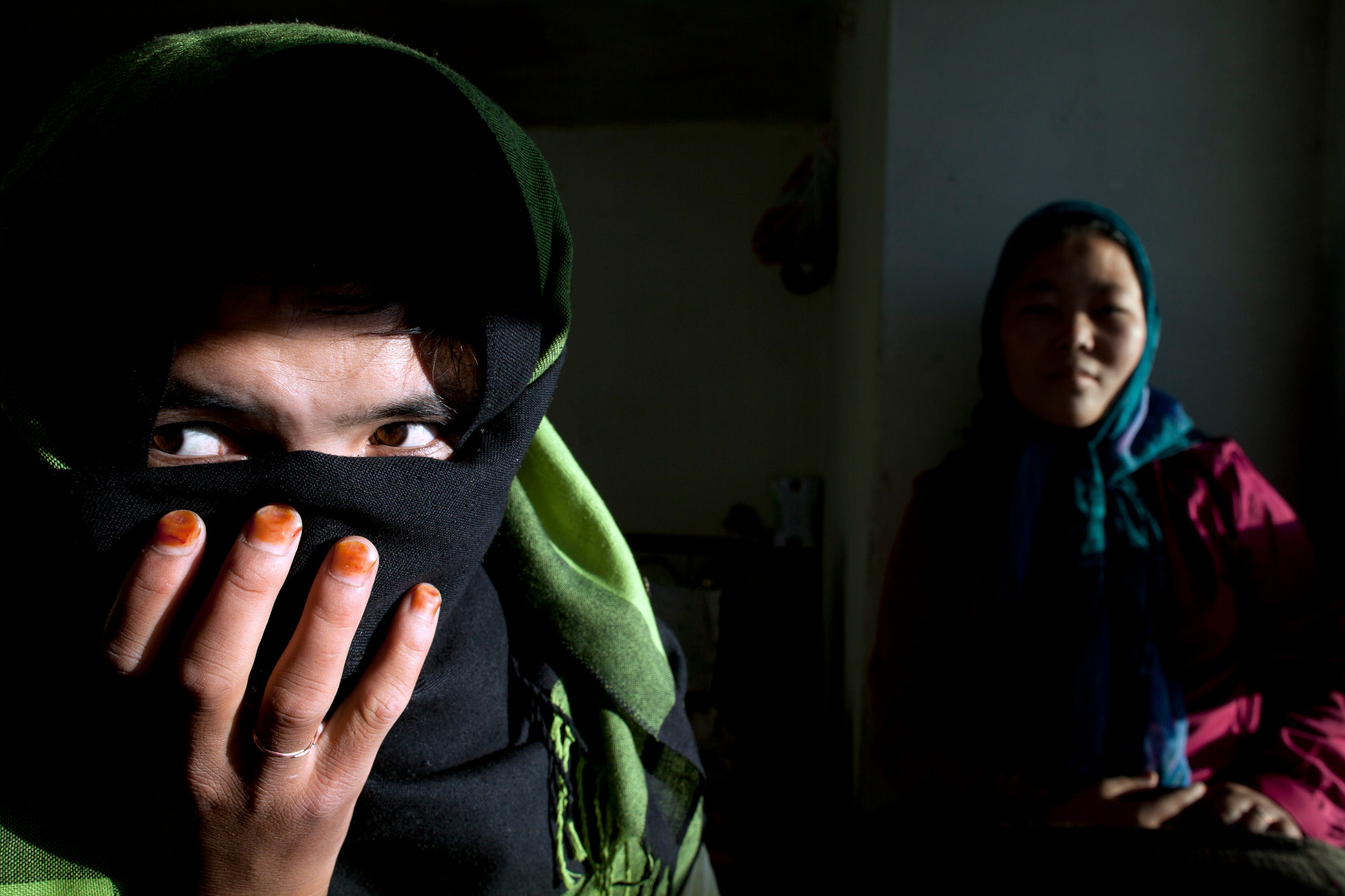 Women of Afghanistan need more power and respect.