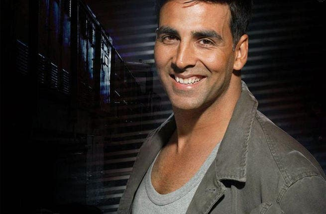David Zennie worked with Akshay Kumar on the Ferrari video 'Long Drive', which was shot in Dubai.