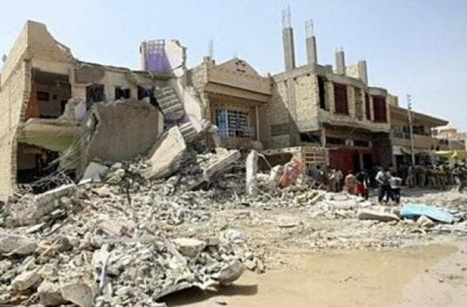 al-Qaeda in Iraq previously rigged shops and houses with explosives as one of their tactics.