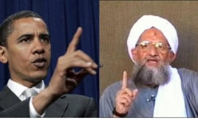 Obama vs. Zawahiri
