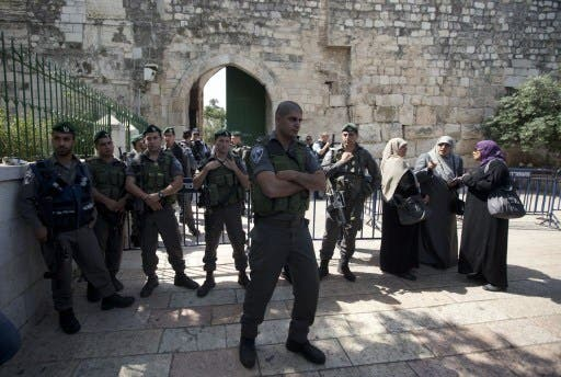 Al Aqsa Mosque is the third holiest site for Muslims. (AFP/File)