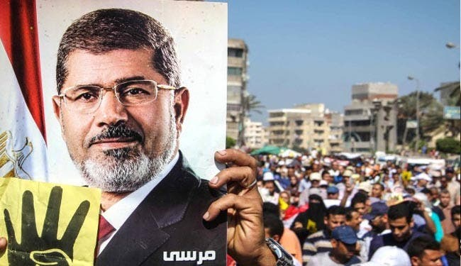 Former president Mohammed Morsi will face trial Monday for inciting the killing of protesters in December 2012. If found guilty, Morsi can face life imprisonment or the death penalty (Courtesy of Alalam)