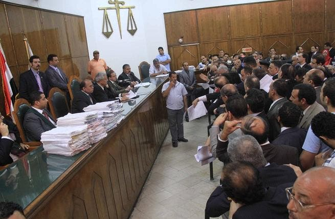 The court rejected Wanees' appeal on Wednesday (Photo: Mohamed Omar / DNE)