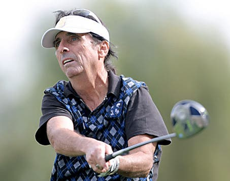 Alice Cooper will compete in the Omega Dubai Desert Classic Challenge Match on Tuesday