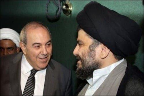 Allawi and Sadr