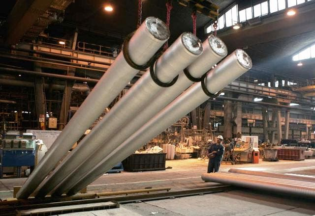Middle East's aluminum companies are in an advantageous position