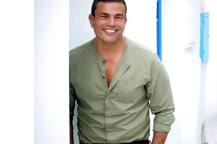 Amr Diab will be screening his latest music video in movie theaters first. (Image: Facebook)