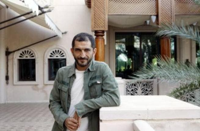 When the cameras stop rolling, Egyptian actor Amr Waked is all about charity and politics (Photo: Zarina Fernandez/Gulf News)