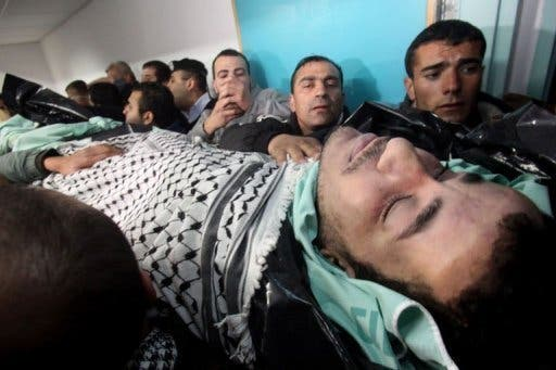 Protests erupted across the West Bank in support of Arafat Jaradat, who died in Israeli custody