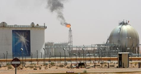 Saudi Arabia's Aramco, the largest crude oil exporter in the world, recently bought solar panels from Canada that it will install in one of it's power plants (Courtesy of Zawya)