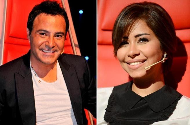 Assi Helani and Sherine Abdel Wahab