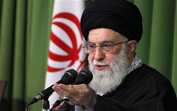 Iran's Supreme leader's holding are managed by an entity called Setad. Setad has previously confiscated real estate owned by members of religious minorities to obtain its assets (AFP)