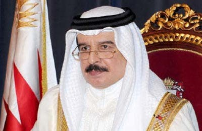 Bahrain's King Hamad made the announcement this week about the proposed establishment of the Space Research Agency (Courtesy of Trade Arabia)