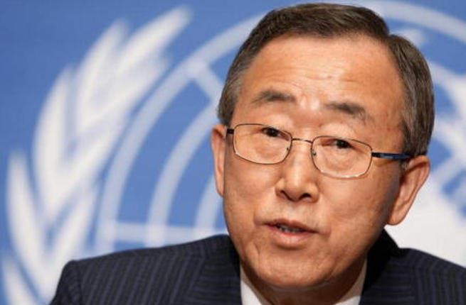 The United Nations will open an investigation into an alleged chemical weapons attack in Syria, U.N. Secretary-General Ban Ki-moon said Thursday.
