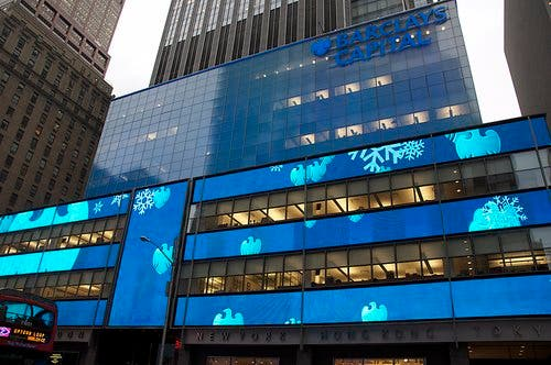 Barclays' study included responses from entrepreneurs, business leaders and investors in various markets