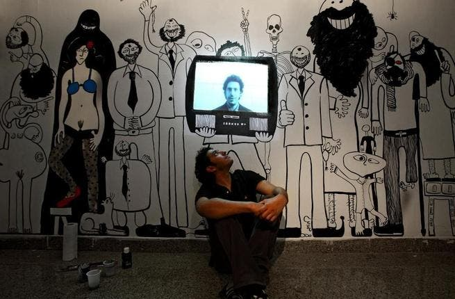 Bassem Yousri is the focus of Cairo's fourth 'Archives of an Artist' seminar (Photo: Facebook)