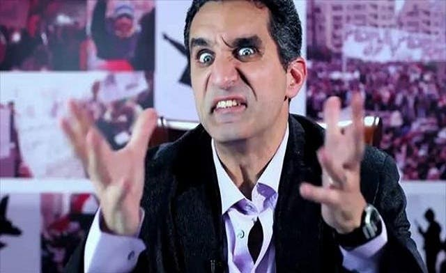 Egyptian authorities on Saturday issued an arrest warrant for the country's most well known satirist on accusations of insulting the Islamist president, defaming religion and spreading false news.