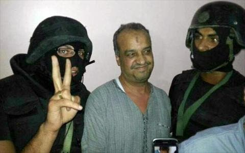 Beltagi was arrested earlier this year for his participation in the pro-Morsi Rabaa Al Adawiya sit-in (File Archive)