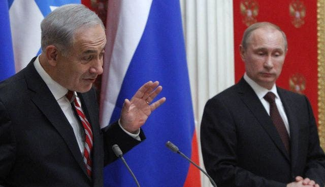 Netanyahu's meeting with Putin left no lasting impression on the Kremlin, even before the meeting started (Reuters)