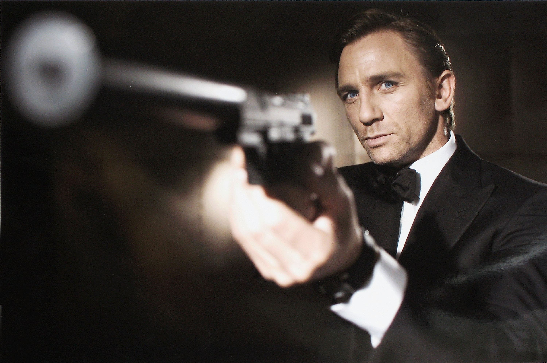 Daniel Craig, the 6th James Bond.