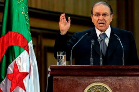 Algerian President Bouteflika called for a mechanism to protect Sahrawi rights and monitor human rights violations in the Moroccan-controlled territory Wednesday (Courtesy of Defence Web)