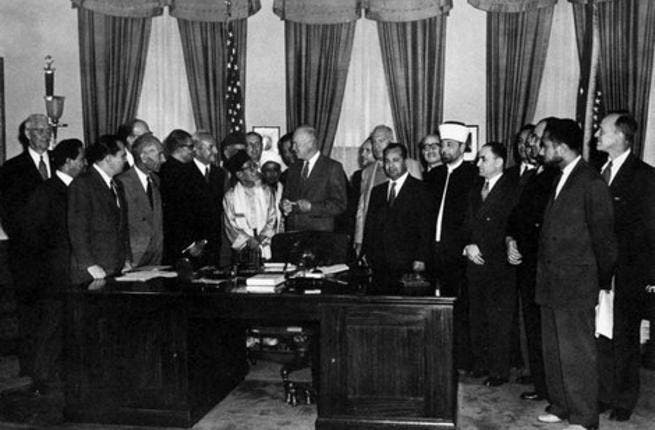 The Muslim Brotherhood as the old guard of the 1950s
