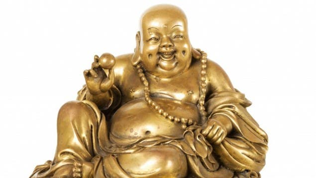 Iranian authorities are said to be confiscating Buddha statues from shops to stop the promotion of Buddhism (Photo: Shutterstock)