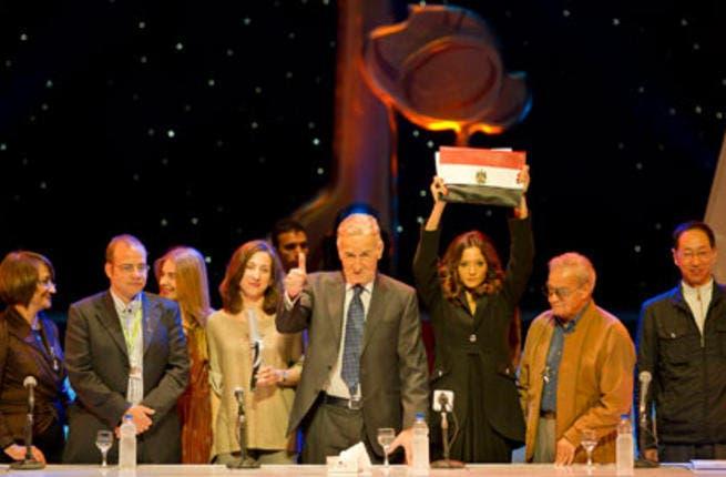 Cairo International Film Festival 'Closing Ceremony' (Photo: Bassam Al-Zoghby)
