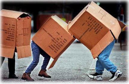Box your life into order...