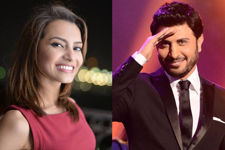 Muscat Festival attendees will see live in concert Carmen Suleiman and Majed Al Mohandes this year.