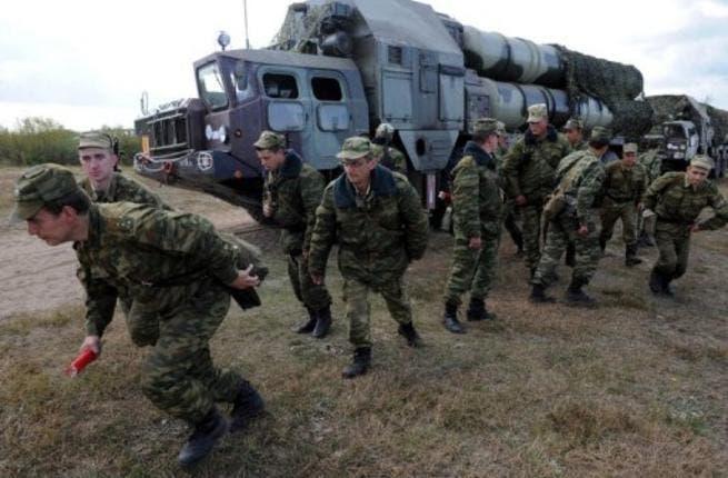 روسيا: اعتقال 14 عنصراً من