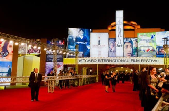 Cairo International Film Festival opening ceremony (Photo: Bassam Al-Zoghby)