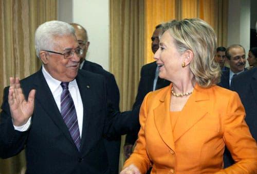 Clinton and Abbas
