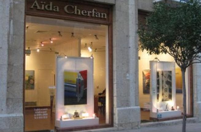 Downtown's Aida Cherfan Fine Art Gallery will be displaying 'Accrochage Collectif' until Sept 29.