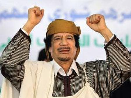 What began as a protest has become a fight of the future for Libya. The sometimes 'saintly' but always diabolical figure, Colonel Gaddafi, has incited a battle for power in Libya.