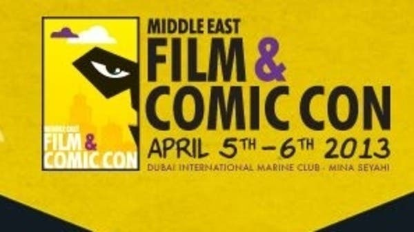 Comic lovers are in for a treat at this year's Dubai Comic Con to be held from April 5. (Image: MEFCC)