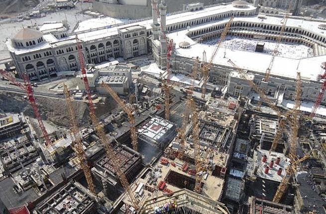 Mecca goes to Vegas: the movie, or construction campaign, you didn't order