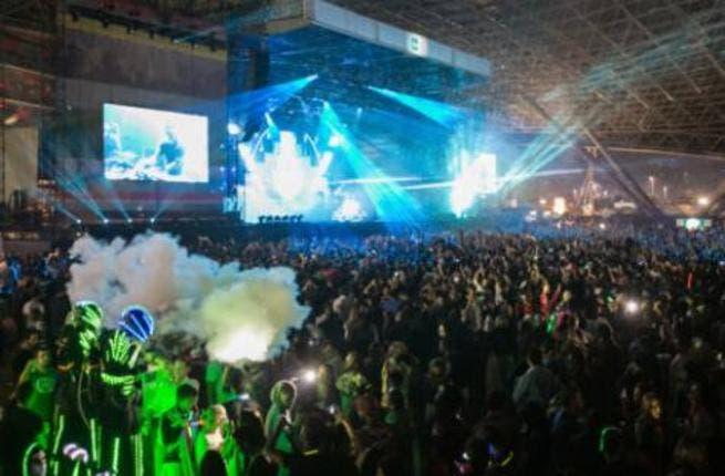 Creamfields 2012 (Photo courtesy of Flash)